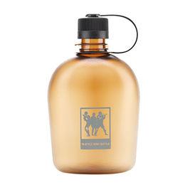 Flat plastic military water bottle Fuzhou King Gifts Co. Ltd