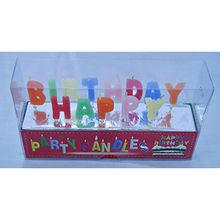 Vietnam Happy Birthday Box Candle