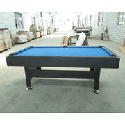 China Pool Table From Guangzhou Manufacturer Huizhou Double Star - Pool table no pockets