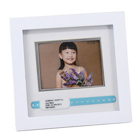 China Wooden photo and picture frame
