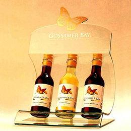 Custom Wine Gl Display Cabinet Case