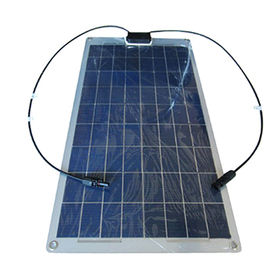 15W Semi Flexible Solar Panel from Shenzhen Juguangneng Science & Technology Co. Ltd
