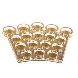 China Plastic shot glass holder tray