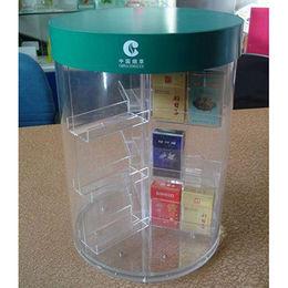 China Custom Acrylic Cigarette Display Box