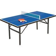 Adjustable folding table leg manufacturers china adjustable folding 45ft mini kids cheap indoor tennis table with pp adjustable leg levelers watchthetrailerfo