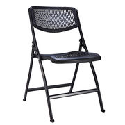 China Plastic folding chair