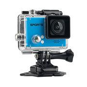 China Waterproof HD 720P Mini Outdoor Action Camera 120-degree View Angle