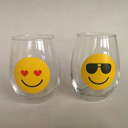 Stemless Wine Glass Profit Continent Industrial Co. Limited