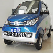 3kW electric car, 3 passengers, left and right hand-drive, 45km/h