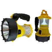 Hong Kong SAR Rechargeable Super Bright LED Camping Spotlight