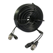 China 20 Meters RG59 Cable with Power and Video Connecter