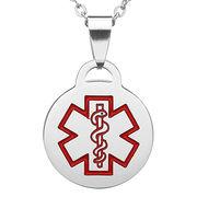 China Medical Alert Necklace suppliers, Medical Alert