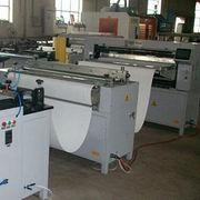 China Filter Slitting, Marking,Pleating, Gluing Machine Line