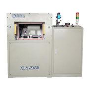 China On line vacuum glue filling machine
