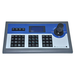 China Popular 4d joystick camera DVR and PTZ Control Keyboard PTZ speed dome camera RS485 & RS232 Pelco-D