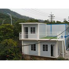Light Steel Modular Prefabricated Container Houses for Building Office Container Prefabricated Homes