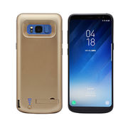 6500MAH Power Bank Portable Battery Charger Case Backup Pack Cover For Samsung S8 Plus from Shenzhen E'allto Technology Co. Ltd