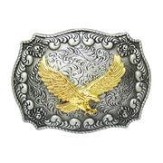 China 2D/3D Zinc-alloy Die-cast Belt Buckle, Custom Design are available