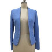 China Women slim casual and elegant blazer