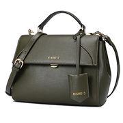 China Italian style genuine ladies  leather handbag aec8a753f4bf2