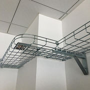 China Wire mesh cable tray