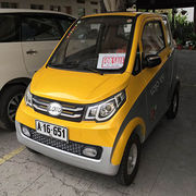 3kW electric car, 3 passengers, left and right hand-drive, 55km/h from Weihai PTC International Co. Ltd