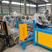Wholesale Fully automatic chain link fence machine, Fully automatic chain link fence machine Wholesalers