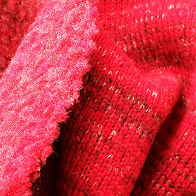Propylene Sweater Fleece Fabric with Anti-pilling from Lee Yaw Textile Co Ltd