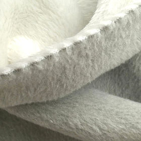 Reversal Polar Fleece Fabric with Heather/Plush from Lee Yaw Textile Co Ltd