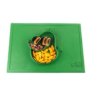 China Square Silicone Suction Placemat