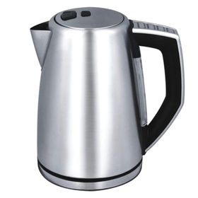China QF-KT420136 stainless steel electric kettle 1.7L