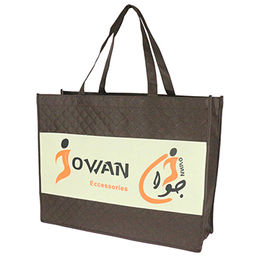 China Shopping bag, made of double layer nonwoven fabric
