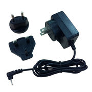 12V 1A With UK EU US Plug AC Adapters Power Supply from Shenzhen SOY Technology Co. Ltd