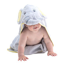 China Super Soft 100%Cotton Terry Hooded Towel
