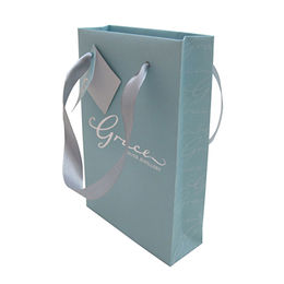 China Promotional Eco-friendly Paper Gift Shopping Retail Bags