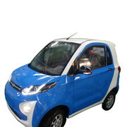 3kW Electric Car, Lithium Battery, 4-passenger, Left Hand-drive, DOT Approved from Weihai PTC International Co. Ltd