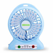 China Electric Rechargeable Fan