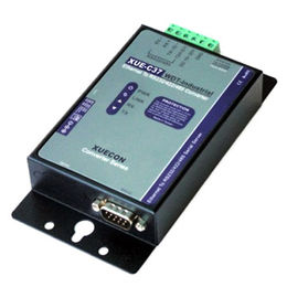 Suitable industrial environment Ethernet serial server, supports 3 operating modes from Xuecon International Ltd