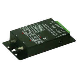 Fiber converter, allows RS232/422/485 signals to be bidirectionally converted from Xuecon International Ltd
