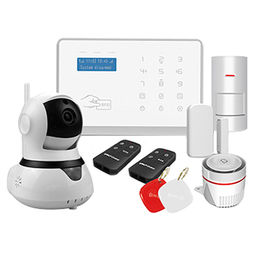 3G wifi internet home security burglar alarm with App control from Shenzhen Chitongda Electronic Co. Ltd
