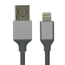 MFi Nylon Braided Lightning Sync and Charge Cable from Tankya Developing Co., Limited