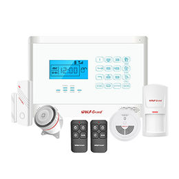 2017 New and Hot-selling Wireless Home Anti-thief GSM SMS Alarm System, CE/FCC Certified from Shenzhen Chitongda Electronic Co. Ltd