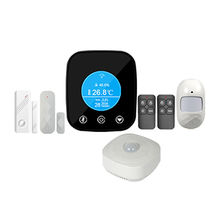 ZigBee WIFI Hub gateway Smart Home Security Alarm with Bluetooth radio from Shenzhen Chitongda Electronic Co. Ltd