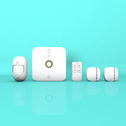 Wireless WIFI Alarm Kit with all free alarm emergency to simple your life from Shenzhen Chitongda Electronic Co. Ltd