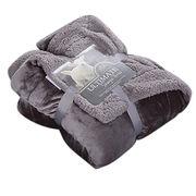 China Four seasons large fleece blankets