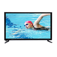 China Wide screen 22 24 27 inches China LCD TV with HDMI USB VGA port