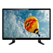 China 24-inch LED TV, Sizes from 18.5 to 24-inch FHD TV with DVB-T2