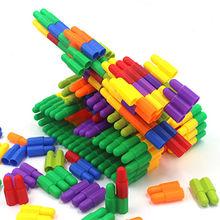 China Plastic building blocks set from Jinhua Wholesaler: Yiwu