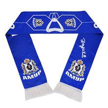 varios estilos atarse en 60% de liquidación Bufandas promocionales del equipo del regalo