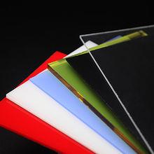 China High Quality Colorful Acrylic Sheet from Shenzhen Wholesaler ...